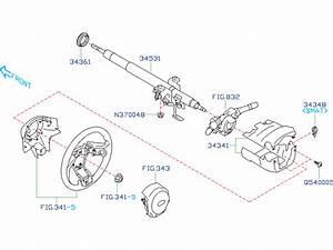 Subaru Forester Steering Diagram