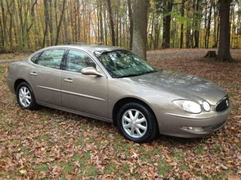 2006 Buick Lacrosse For Sale by Sell Used 2006 Buick Lacrosse Cxl Sedan 4 Door 3 8l In