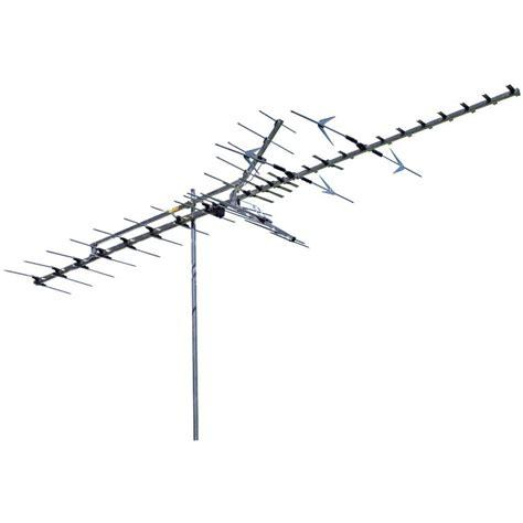 winegard 65 mile range indoor outdoor hdtv hi vhf antenna