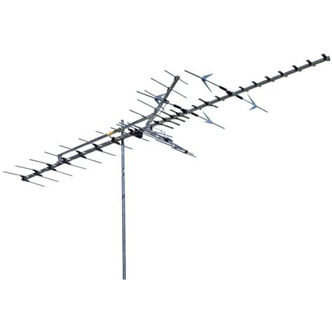 winegard 65 mile range indoor outdoor hdtv hi vhf antenna hd7698p the home depot
