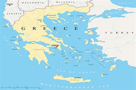griechische inseln kreuzfahrten