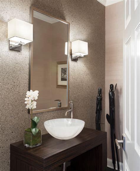 powder room mirror powder room contemporary with bathroom glamorous hudson valley lighting technique york modern