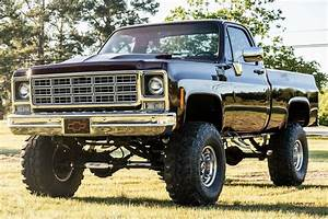 Tommy Warbington Restored His 1979 Chevy K10 With His Two