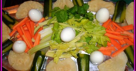 recette anchoiade provencale