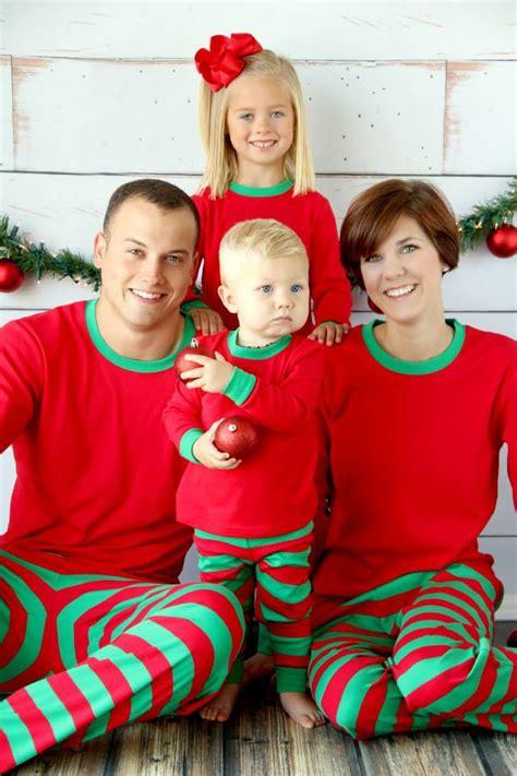 monogrammed christmas pajamas  kids