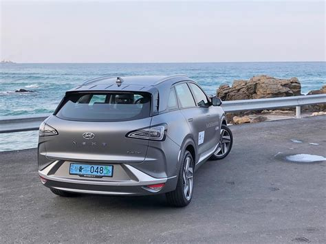 Hyundai H1 Hd Picture by 2019 Hyundai Nexo Rear Hd Pictures New Car News