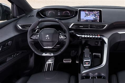 Peugeot 5008 Interni by Peugeot 5008 Prova Scheda Tecnica Opinioni E Dimensioni