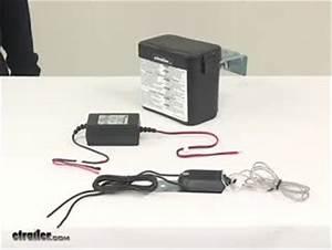 Tekonsha Shur-set Iii Trailer Breakaway Kit With Built-in Battery Charger - Top Load