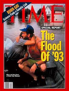 Time magazine cover floods in the midwest july