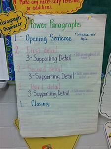 Gr  3  4 Class Anchor Chart