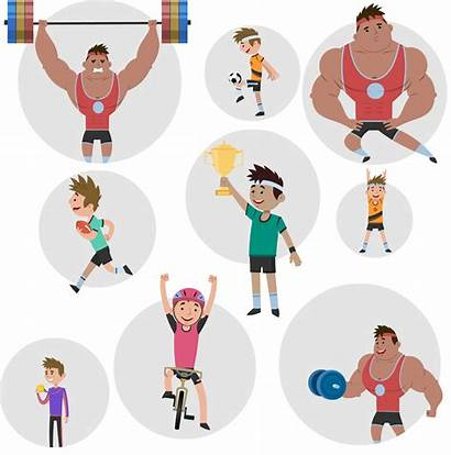 Sports Characters Animated Animation Animations Introducing Character