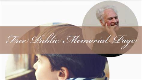 memory ls for deceased blog genealogy gems