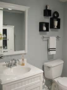 White And Gray Bathroom Ideas House Crashing Table Setting House