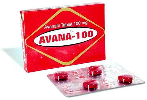 buy avana avanafil 100mg online generic for stendra
