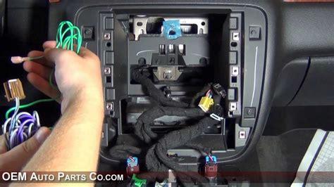 2007-2014 Gm Factory Gps Navigation Radio Upgrade For
