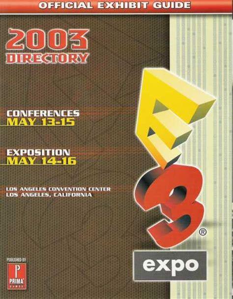 E3 2003 (Concept) - Giant Bomb