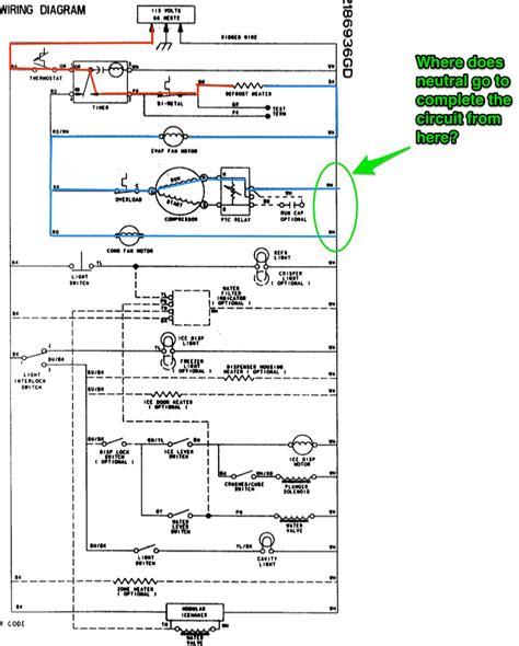 Whirlpool Refrigerator Wiring Schematic by Whirlpool Ed25rfxfw01 Refrigerator Schematic The