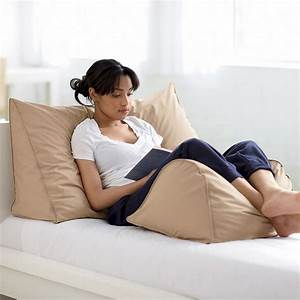Best 25 reading pillow ideas on pinterest for Best pillow for reading in bed