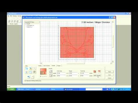 carvewright dxf import software tutorial  importing