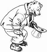Papa Bear Clipart Bears Goldilocks Dancing Three Circus Library Clip Etc Medium Graphic sketch template