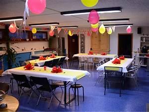 Deco Anniversaire Adulte : decoration de salle anniversaire ~ Melissatoandfro.com Idées de Décoration