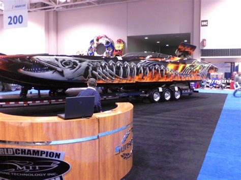 Mti Ufo Boat by Minneapolis Boat Show Mti Offshoreonly