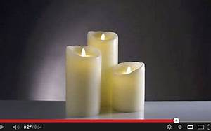 Sompex Led Kerzen : kerzenlicht ganz ohne feuer trendxpress ~ Orissabook.com Haus und Dekorationen