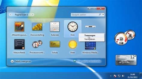 gadgets bureau windows 7 desktop gadget gallery windows 10 search engine at
