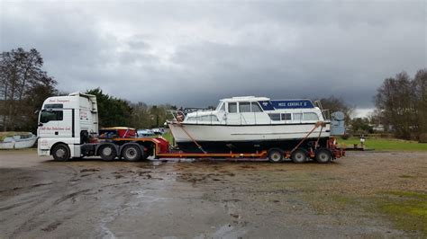 Boat Transport Norfolk by Norfolk Broads To Ely Marina Chill Out Solutions Ltd