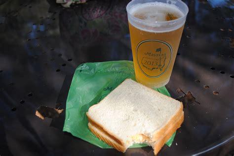 Masters Pimento Cheese Sandwich Recipe