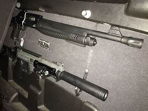 2007 Chevy Avalanche Mod And Gun Storage  Gsg522 And
