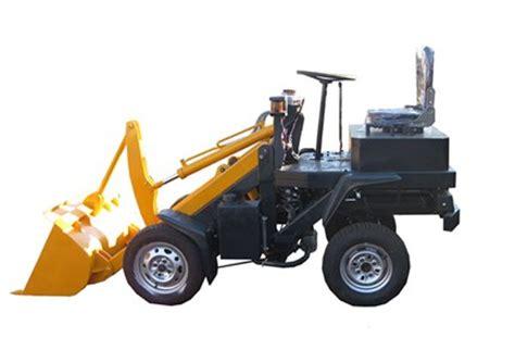 small shovel wheel loaders battery mini electric