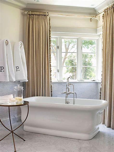 designs  bathroom window treatment home design lover