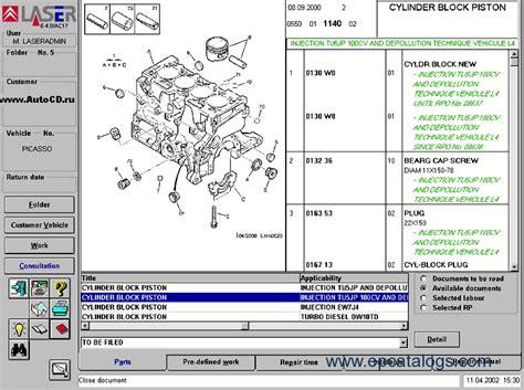 Citroen Parts And Repair Lasertec