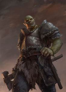 177 best images about Orcs for D&D on Pinterest ...