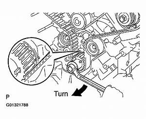 2003 Lexus Sc 430 Serpentine Belt Routing And Timing Belt
