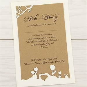 laurel tree evening belly band font pure invitation With belly bands for wedding invitations uk