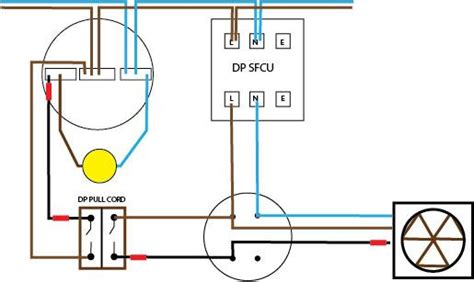 Wiring Diagram Bathroom Extractor Fan Timer Diagrams