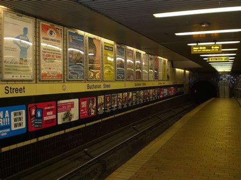 Buchanan Street Subway Station Wikipedia