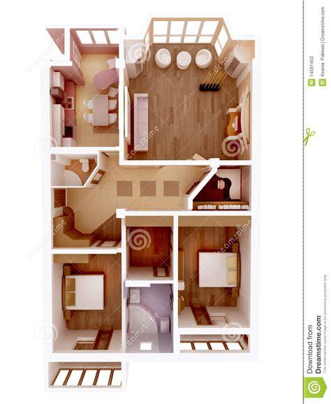 plan appartement 2 chambres idée d 39 intérieur de plan d 39 étage de l 39 appartement
