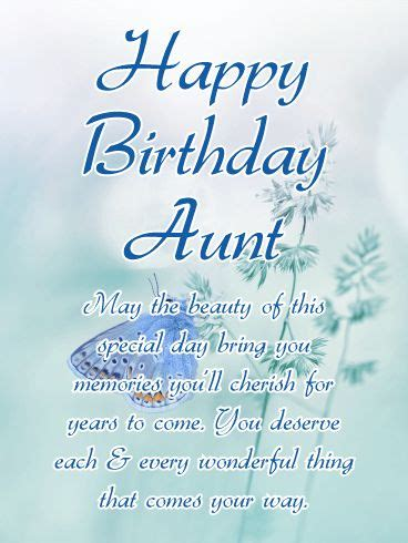 birthday cards  aunt images  pinterest
