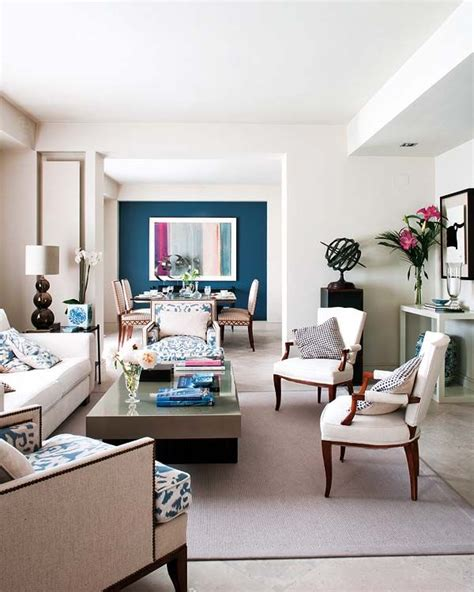 brighten  home    teal accents ideas