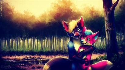 Furry Couple Anime Anthro Wallpapers Px Furries