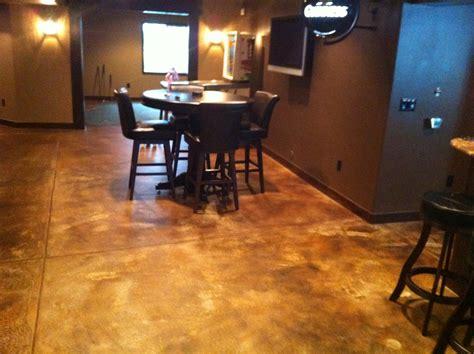 New Concrete Basement Floor Paint Ideas