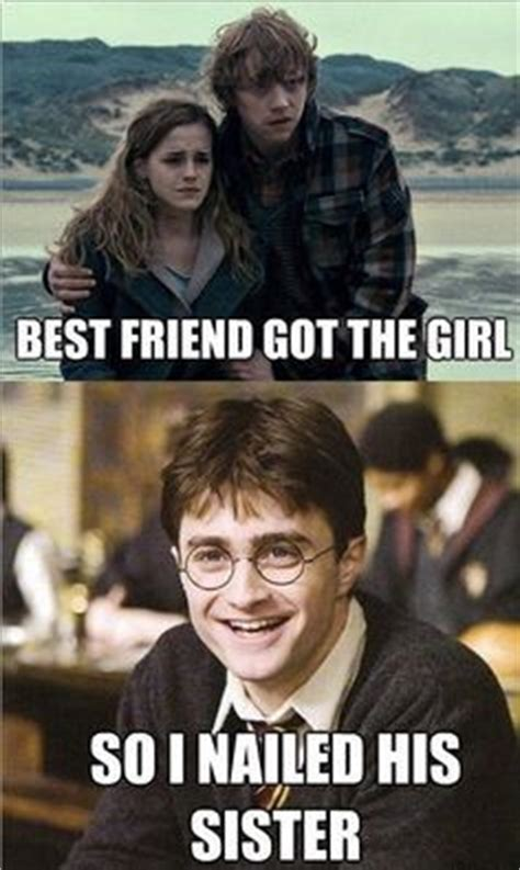 Best Sex Ever Meme - 25 funny harry potter quotes quotes and humor