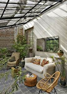 Jardin D Hiver Veranda : se cr er un jardin d 39 hiver blueberry home ~ Premium-room.com Idées de Décoration