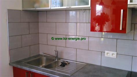poser carrelage mural cuisine carrelage crédence cuisine 88 châtenois lor 39 energie