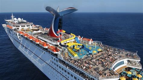 Ship data for Carnival Magic, Carnival Cruise Lines