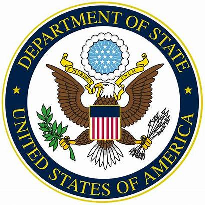 Department State States United Seal Official