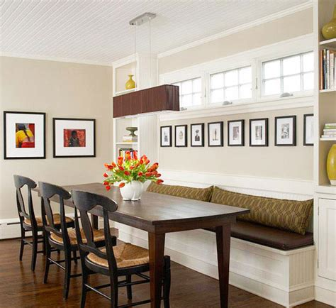 Dining Room Banquette Furniture by Dining Room Banquette